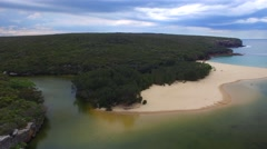 Royal National Park, NSW Stock Footage