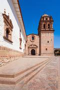 Santo Domingo Church - stock photo