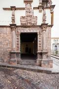 Inca Museum, Cusco Stock Photos