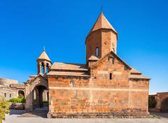 Khor Virap Monastery - stock photo