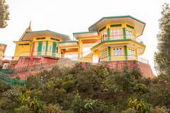 Ganesh Tok Viewpoint - stock photo