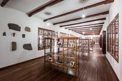 Museo Charcas Anthropological - stock photo
