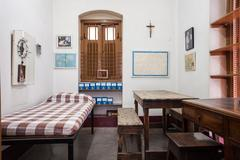 Mother Teresa House Stock Photos