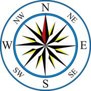 Compass icon Stock Illustration