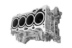Car engine cylinder block Stock Photos