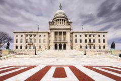 Providence Rhode Island State House Stock Photos