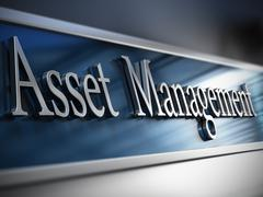 Asset Management Company - stock illustration