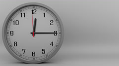 Timer measuring off 15 minutes. 4K time lapse footage - stock footage