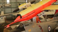 Jindfvik Airforce Target Drone Stock Footage