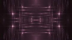 VJ Fractal pink kaleidoscopic background. - stock footage