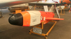 Turna Air Force Target Drone Stock Footage