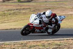 Motorcycle Road Racing Stock Photos