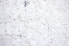 Old white wall texture background Stock Photos