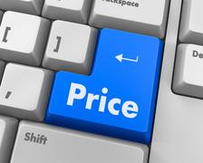 Price Stock Illustration