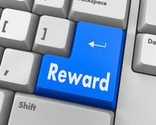 Rewards Stock Illustration