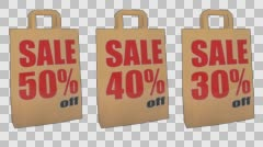 Sale off 50 40 30 % Stock Footage