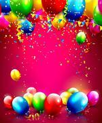 Stock Illustration of Celebration background