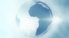 Corporate Globe 6 Stock Footage