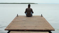 Meditation Near The Water Arkistovideo