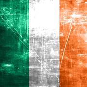 Ireland flag Piirros