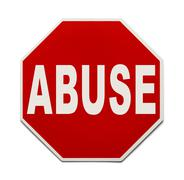 Abuse Sign Stock Photos