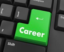 career - stock illustration