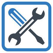 Tuning Flat Vector Icon - stock illustration