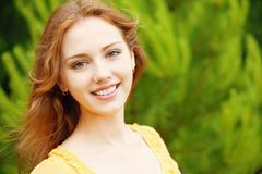 Stock Photo of beautiful young girl