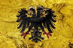 Holy roman empire - stock illustration