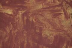 texture paint on the rusty iron industrial background - stock photo