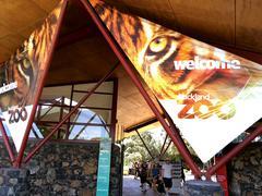 Auckland Zoo - New Zealand Stock Photos