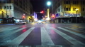 4K Driving Plates LA Downtown Broadway Front View 02 South bound at 6th St Footage