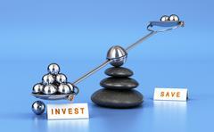 Investor Concept - stock illustration
