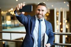 Modern entrepreneur - stock photo