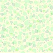 Seamless texture of green foliage - stock illustration