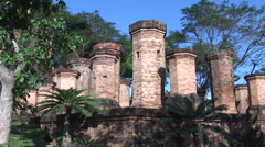 Po Nagar temple in Na Trang, Stock Footage