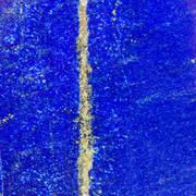 Polished surface of lapis lazuli mineral gemstone Stock Photos