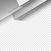 Polygonal Material Design - stock illustration