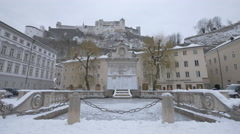 Stock Video Footage of in Salzburg