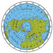 Northern Hemisphere - stock illustration