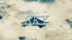 Sky - Epic Slideshow Stock After Effects