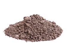 soil for seedling - stock photo