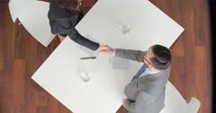 Business Partnership - stock footage