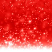 Glittering red background Stock Illustration