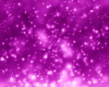 Glittering pink background Stock Illustration