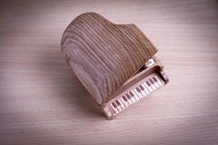 Piano music box Kuvituskuvat
