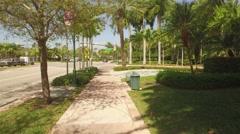 The Ocean Club Key Biscayne FL - stock footage
