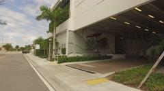 Beachwalk Resort Hallandale Beach FL Stock Footage
