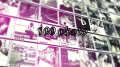 100 Photo V4 Stock After Effects