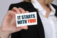 Motivation starting beginning coaching training success successful winning bu Stock Photos